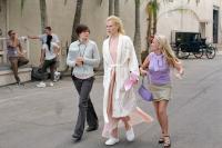 BEWITCHED, Heather Burns, Nicole Kidman, Kristen Chenoweth, 2005, (c) Columbia