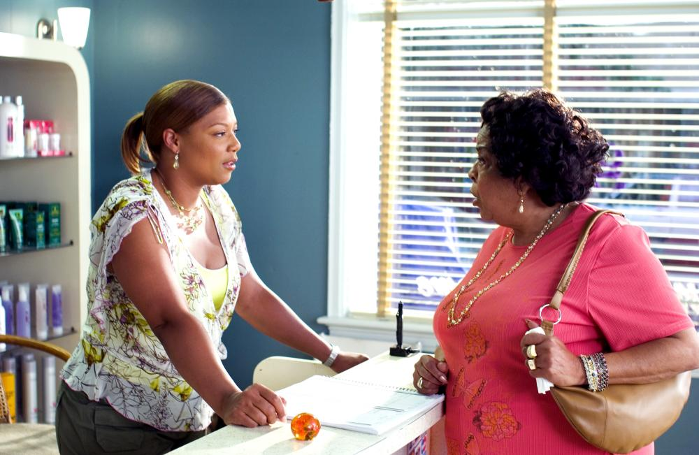 BEAUTY SHOP Queen Latifah Della Reese 2005 C MGM