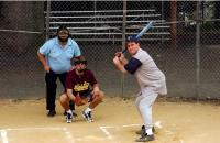 BEER LEAGUE, Jimmy Palumbo (at bat), 2006, (c) Freestyle Releasing