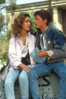 BACK TO THE FUTURE, Claudia Wells, Michael J. Fox, 1985, (c) Universal