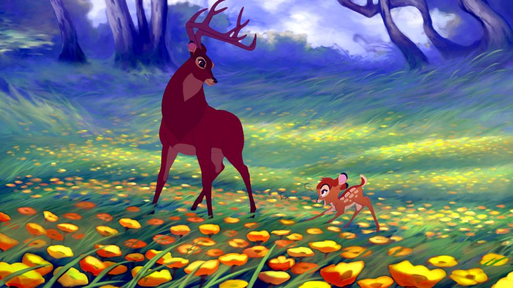 Bambi 2 Great Prince And Bambi