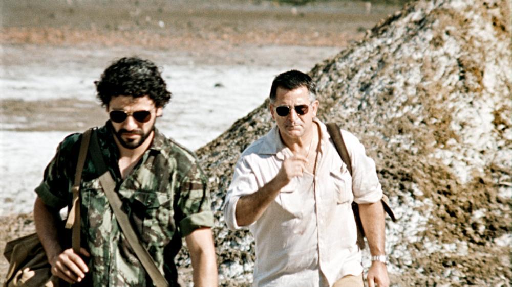 BALIBO, from left: Oscar Isaac, Anthony LaPaglia, 2009. ©Transmission