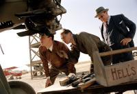 THE AVIATOR, Leonardo DiCaprio, Matt Ross, John C. Reilly, 2004, (c) Miramax