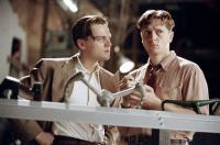 THE AVIATOR, Leonardo DiCaprio, Matt Ross, 2004, (c) Miramax