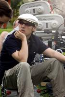 ATONEMENT, director Joe Wright, on set, 2007. ©Focus Features