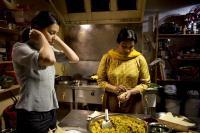 APRON STRINGS, from left: Laila Rouass, Leela Patel, 2008. ©Rialto Entertainment