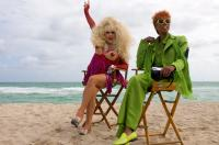 ANOTHER GAY SEQUEL: GAYS GONE WILD!, from left: The Lady Bunny, RuPaul, 2008. ©TLA
