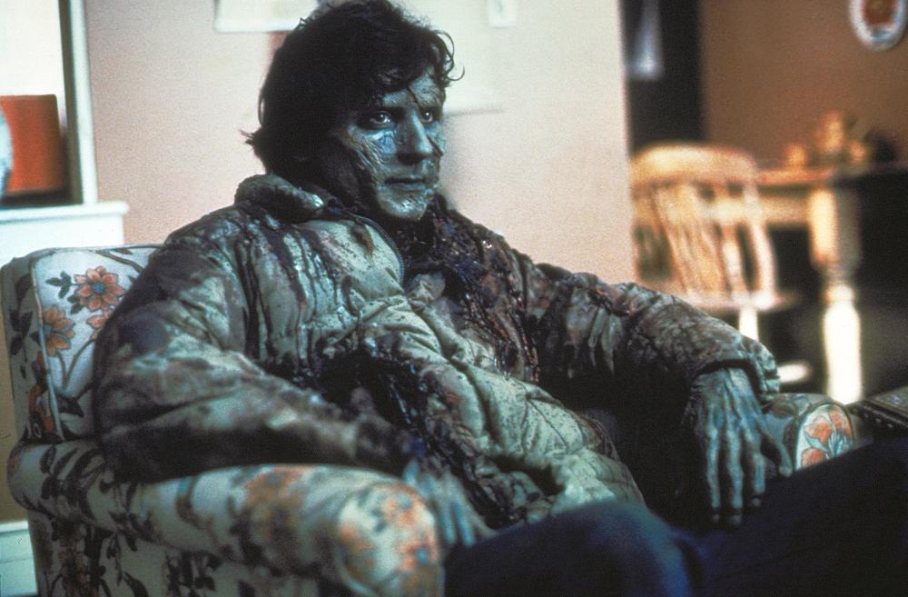 AN AMERICAN WEREWOLF IN LONDON, Griffin Dunne, 1981