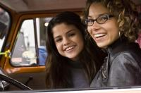 ANOTHER CINDERELLA STORY, from left: Selena Gomez, Jessica Parker Kennedy, 2008. ©Warner Premiere