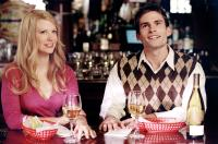 AMERICAN WEDDING, January Jones, Seann William Scott, 2003,(c) Universal