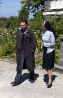 ALONE IN THE DARK, Christian Slater, Karin Konoval, 2005, (c) Lions Gate