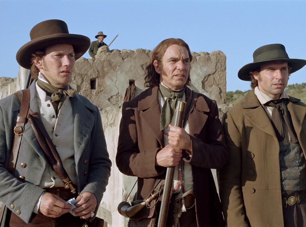 THE ALAMO, Patrick Wilson, Billy Bob Thornton, Jason Patric, 2004, (c) Touchstone