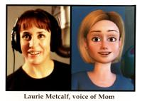 TOY STORY 2, Laurie Metcalf as Mom, 1999