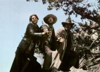 TIMERIDER: THE ADVENTURE OF LYLE SWANN, Peter Coyote, Tracey Walter, Richard Masur, 1982, (c)Jensen Farley Pictures