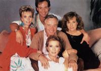 THAT'S LIFE!, (clockwise from top center): Chris Lemmon, Emma Walton, Jack Lemmon, Julie Andrews, Jennifer Edwards, 1986, (c)Columbia Pictures