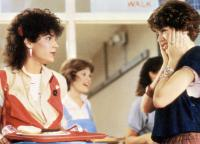 SIXTEEN CANDLES, Liane Alexandra Curtis, Molly Ringwald, 1984. ©Universal Pictures