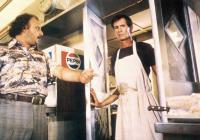 PSYCHO II, Dennis Franz, Anthony Perkins, 1983, (c)Universal