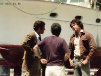 THE PARALLAX VIEW, William Jordan, William Daniels, Warren Beatty, 1974