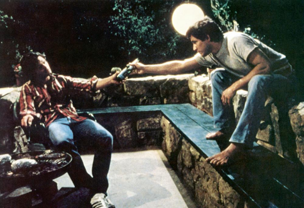 MAKING LOVE, Harry Hamlin, Michael Ontkean, 1982, TM and Copyright (c)20th Century Fox Film Corp. All rights reserved.