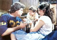 KIDCO, Tom Mackie, Scott Schwartz, Elizabeth Gorcey, 1984. ©20th Century Fox