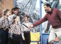 KIDCO, Tristine Skyler, Elizabeth Gorcey, Cinnamon Idles, Scott Schwartz, 1984. ©20th Century Fox