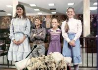 KIDCO, Elizabeth Gorcey, Scott Schwartz, Cinnamon Idles, Tristine Skyler, 1984. ©20th Century Fox