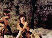 ANDY WARHOL'S DRACULA, Joe Dallesandro, Stefania Casini, 1974