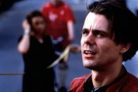 RUN LOLA RUN, Director Tom Tykwer on-set, 1999