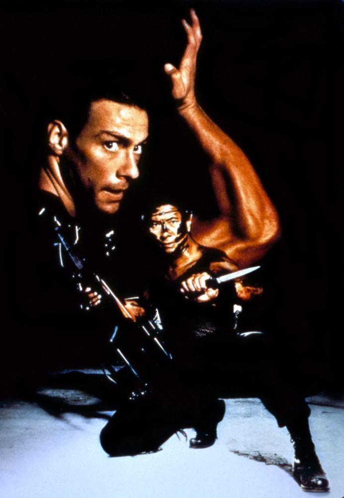 BLACK EAGLE, Jean-Claude Van Damme, Sho Kosugi, 1988