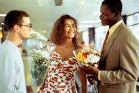 CAFE AU LAIT, (aka METISSE), Mathieu Kassovitz, Julie Mauduech, Hubert Kounde, 1993