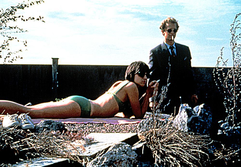 THE CEMENT GARDEN, Charlotte Gainsbourg, Jochen Horst, 1993, (c) October Films