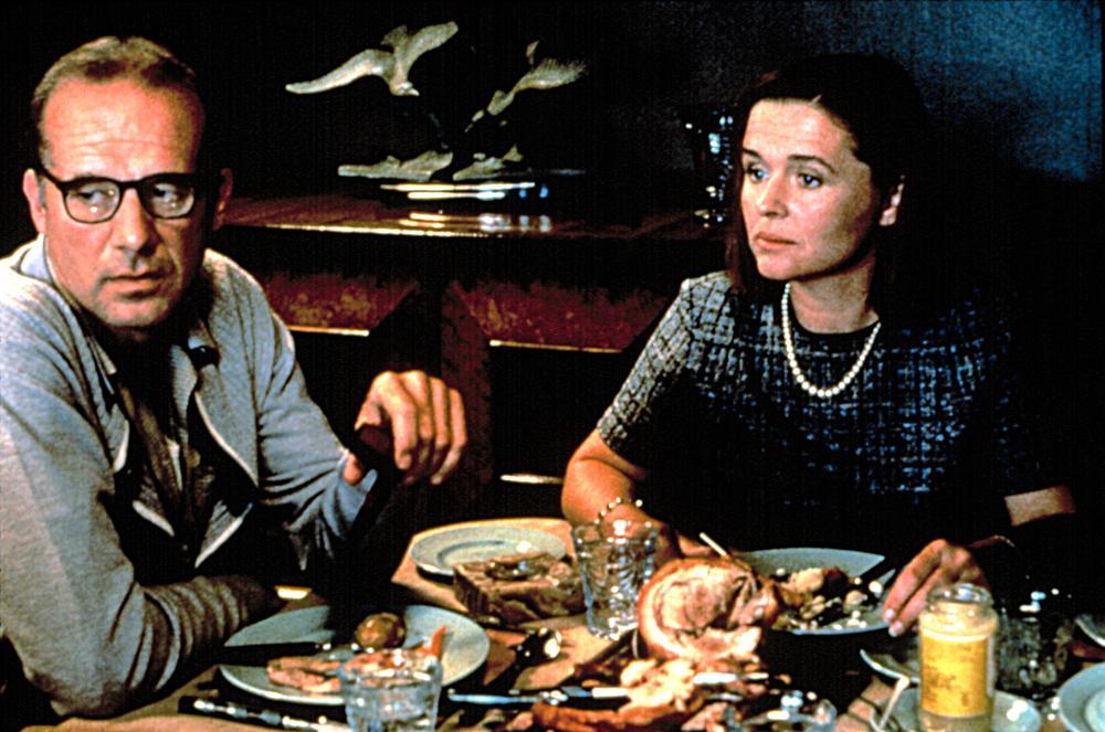 THE CEMENT GARDEN, Hanns Zischler, Sinead Cusack, 1993, (c) October Films