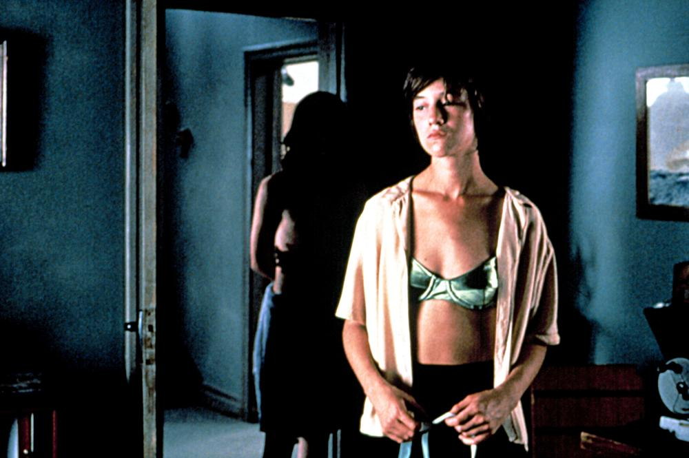 THE CEMENT GARDEN, Charlotte Gainsbourg, 1993, (c) October Films