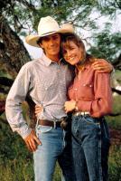 8 SECONDS, Luke Perry, Cynthia Geary, 1994