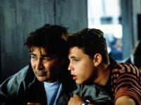 "FAST GETAWAY, Leo Rossi, Corey Haim, 1991."""