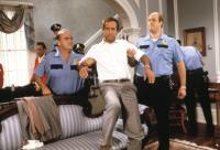 FLETCH LIVES, Don Brockett, Chevy Chase, Jordan Lund, 1989