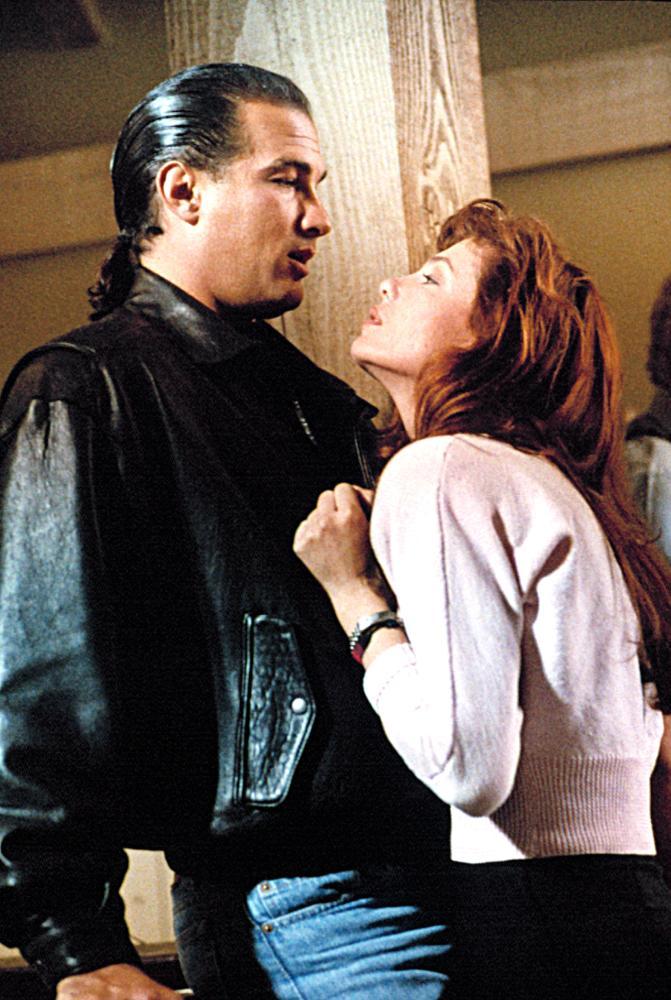 HARD TO KILL, Steven Seagal, Kelly LeBrock, 1990, (c)Warner Bros.