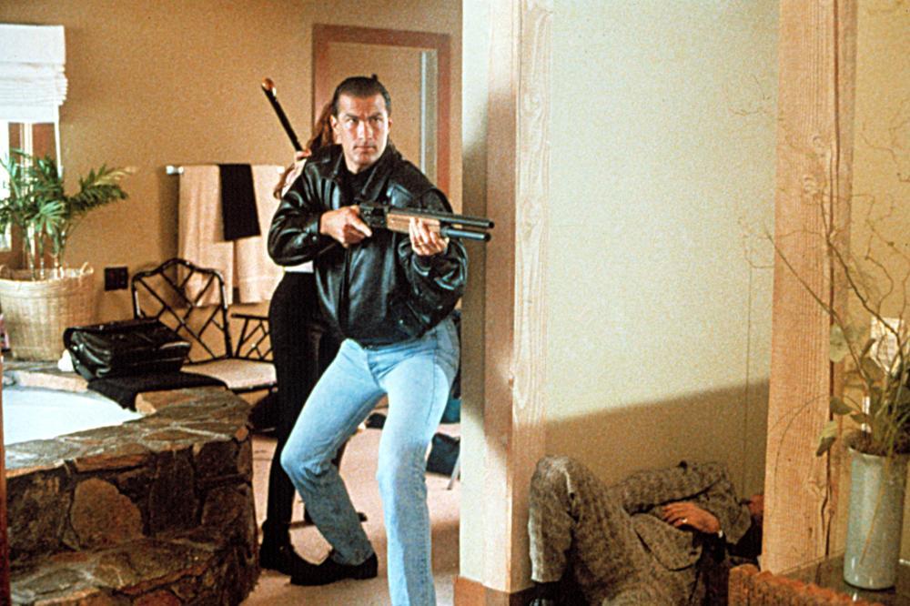 HARD TO KILL, Steven Seagal, 1990, (c)Warner Bros.