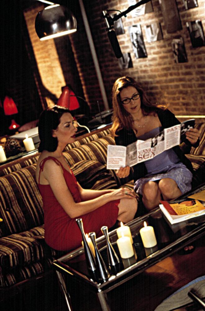 Kissing Jessica Stein (2001) - IMDb