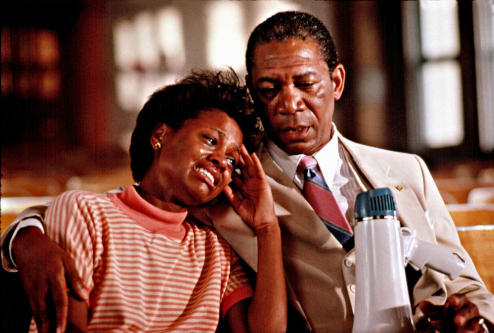 an analysis of the character of joe clark in the movie lean on me Lean on me a true story of an authoritative, and controversial, school principal,  joe clark joe clark is recruited by superintendent, frank.