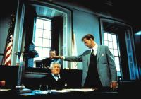 MR. NORTH, Thomas H. Needham (Judge), Al Ruban (Clerk), Anthony Edwards, 1988