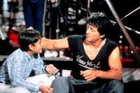 OVER THE TOP, David Mendenhall, Sylvester Stallone, 1987