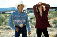 PURE COUNTRY, George Strait, Lesley Ann Warren, 1992.