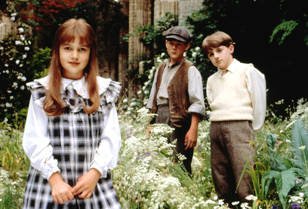 THE SECRET GARDEN, Kate Maberly, Andrew Knott, Heydon Prowse, 1993, © Warner Brothers