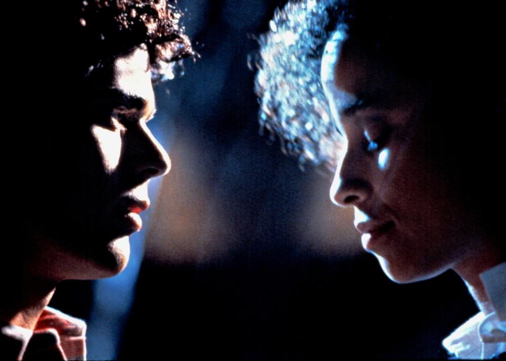 SOUL MAN, C. Thomas Howell, Rae Dawn Chong, 1986. © New World Pictures