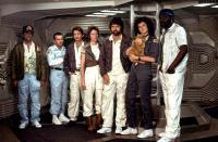 ALIEN, Harry Dean Stanton, Ian Holm, John Hurt, Veronica Cartwright, Tom Skerritt, Sigourney Weaver, Yaphet Kotto, 1979, TM & Copyright (c) 20th Century Fox Film Corp. All rights reserved.