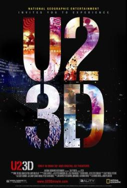 U2 3D - The Cinema Tour