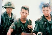 CASUALTIES OF WAR, Don Harvey, Michael J. Fox, Sean Penn, 1989, (c) Columbia