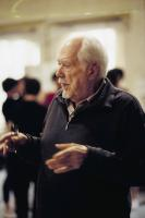 THE COMPANY, Director Robert Altman on the set, 2003 (c) Sony Pictures Classics
