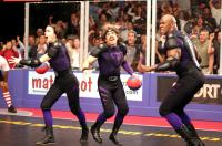 DODGEBALL: A TRUE UNDERDOG STORY, Missi Pyle, Ben Stiller, Jamal E. Duff, 2004, TM & Copyright (c) 20th Century Fox Film Corp. All rights reserved.